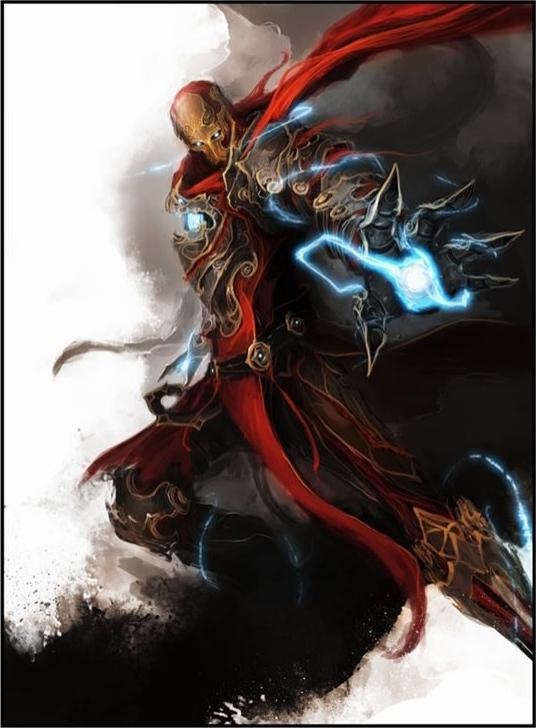 Daniel Kamarudin - Illustrator of Medieval Avengers