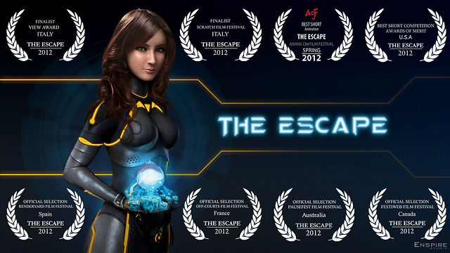 The Escape-Enspire Studio Short movie