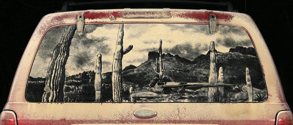 desert_tv_- Scott Wade - Dirty Car Artist - Honorable Mention