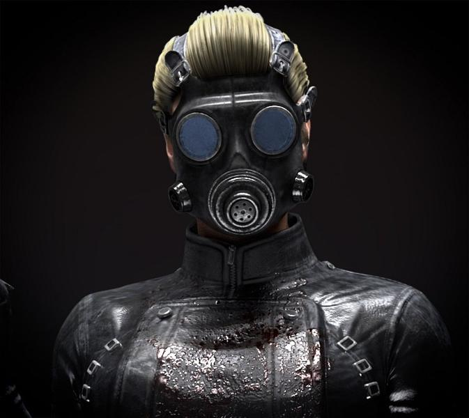 Medic - Michaela Bertha Schneider - Raccoon City
