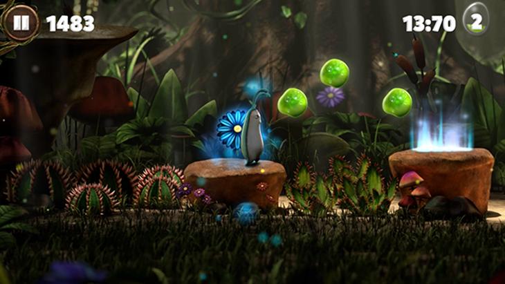 Michael Rauwerdink CG Artist For Snailboy - Environment Gaming
