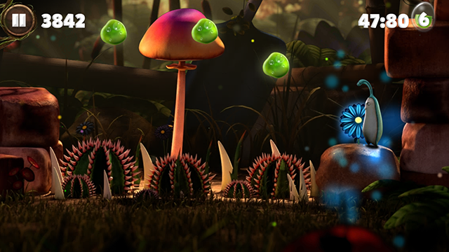 Michael Rauwerdink CG Artist For Snailboy - Environment