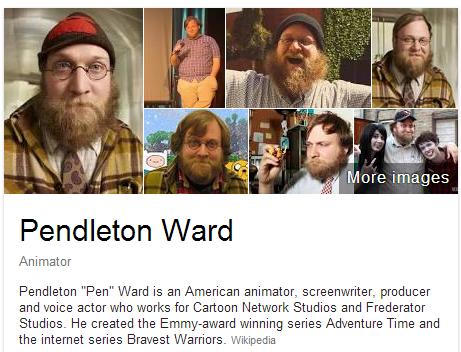 Pendleton Ward - Animator Mike Scott Interview