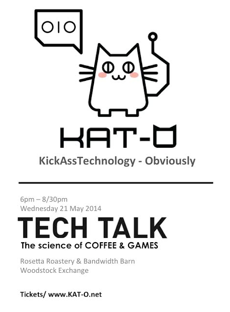 TECH TALK - Animation - Science of COffee and Games
