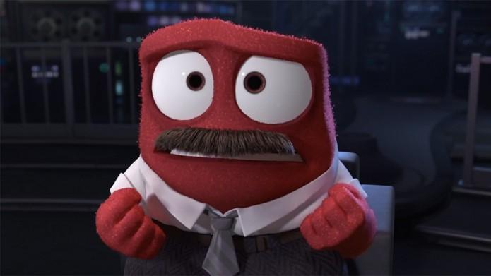 Inside Out Trailer - Pixar Disney Animation