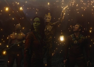 Groot Guardians of the Galaxy VFX Visual Effects Breakdown