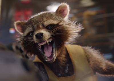 Guardians of the Galaxy VFX Visual Effects Breakdown Rocket Raccoon