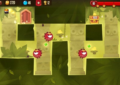 Examples of Game Design in Mobile Games King of Thieves