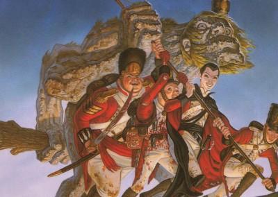 R.I.P Sir Terry Pratchett Monstrous regiment