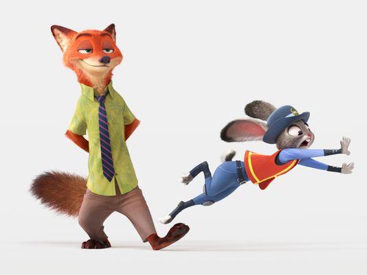 Zootopia Trailer - Disney Animation