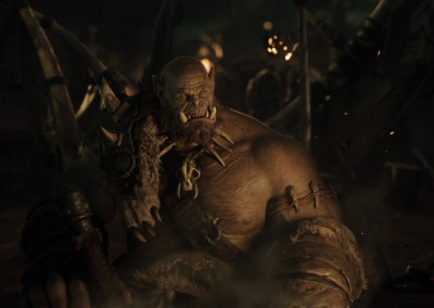 'Warcraft' Unleashes Trailer Sneak Peek - Ogrim