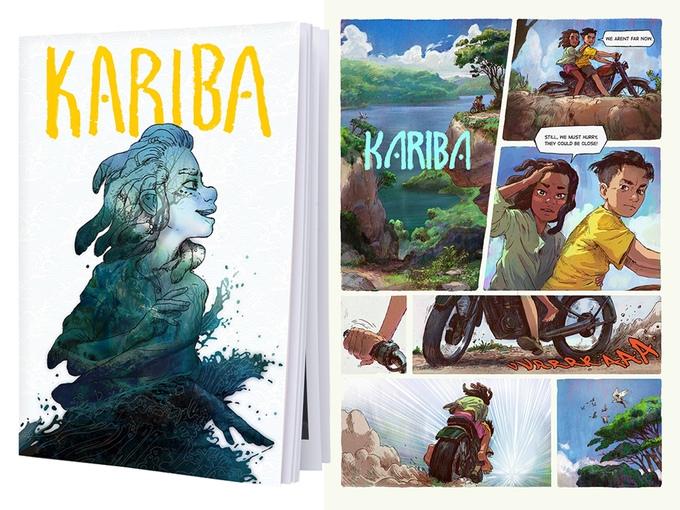 Kariba Graphic Novel