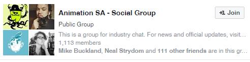 Animation SA Social Group
