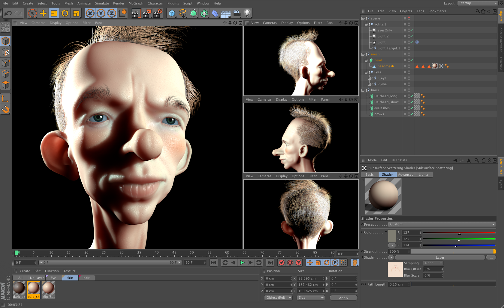 Cinema 4D - Top 3D Animation Software that Professionals Should Look At