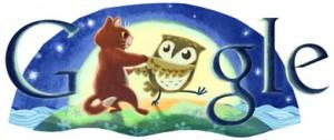 Edward Lear's 200th Birthday_Google Doodles