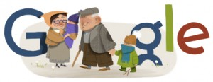 Grandparents' Day 2012_Google Doodles