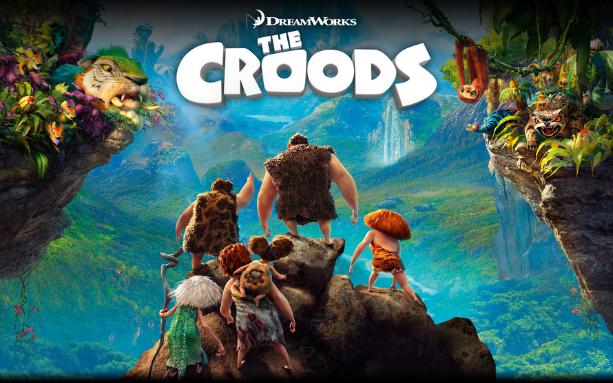The Croods Animation_Nicolas Cage