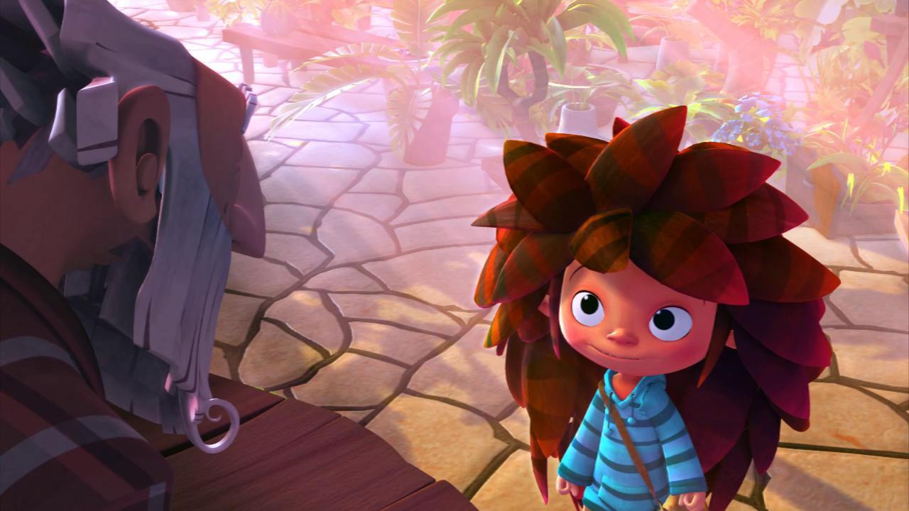 Pixel Animation Short Film For Kids