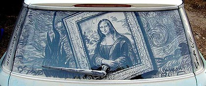 Scott Wade_Mona Lisa_Honorable Mention
