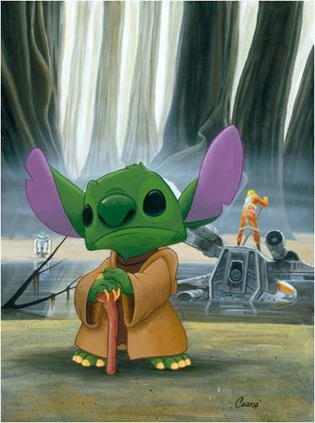 Yoda-Stitch
