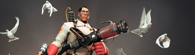 Team Fortress 2 - Meet The Team Character Animations