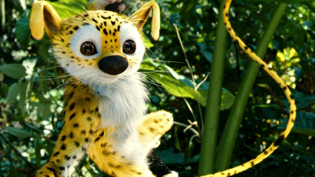 BUF and their Animation in Marsupilami