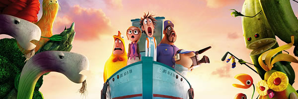 Cloudy With A Chance of Meatballs 2 - Trailer-Release date