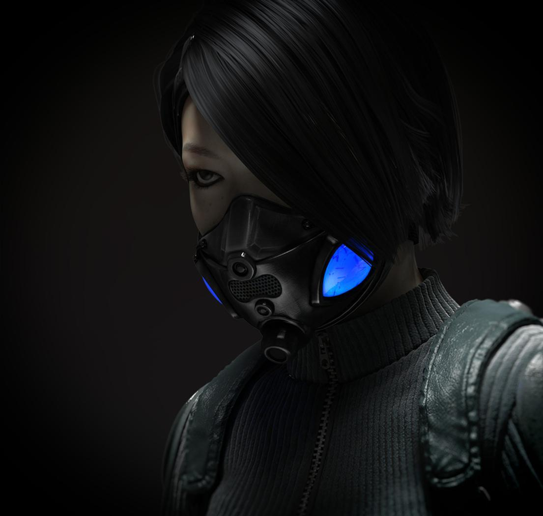 Field Scientist - Christine Four Eyes Yamata - Raccoon City