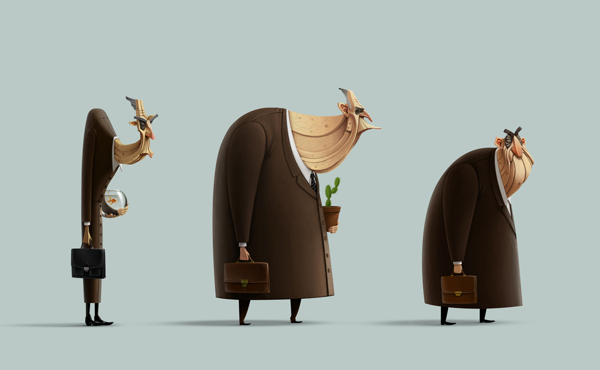 Characters Mix Collection by Jenya Tkach 4