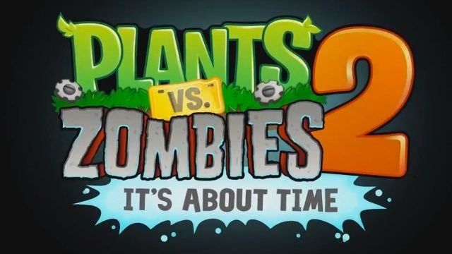 Animation Game Trailer for Plants vs. Zombies 2- It's About Time Title