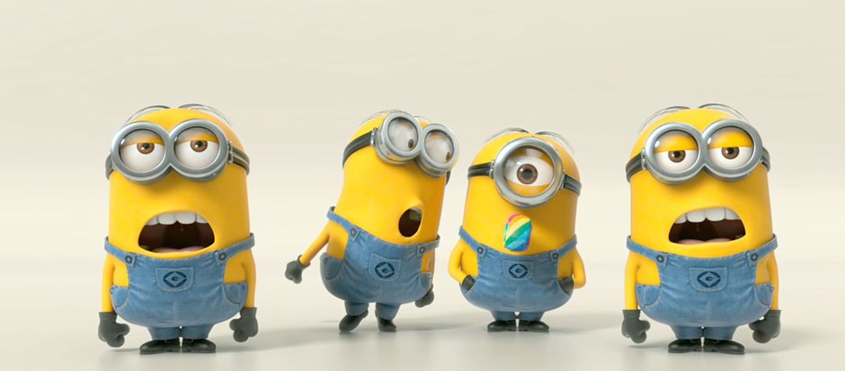 Despicable Me 2 Animation