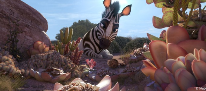 Khumba - Animation Backdrop Triggerfish Studios Animation