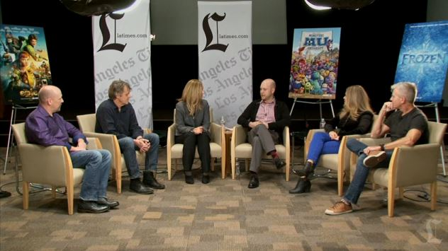Animation Roundtable Discussion with Feature Film Animators
