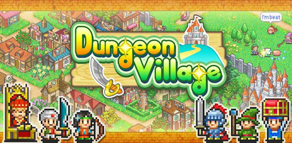 Using Pixel Art In Gaming - Dungeon Village - Android