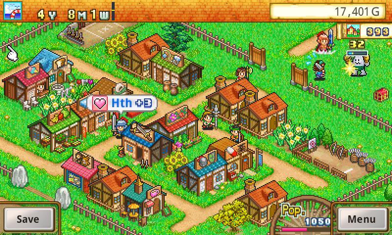 Using Pixel Art In Gaming - Dungeon Village