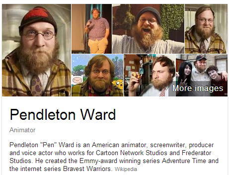 Pendleton Ward - Animator Mike Scott Interview