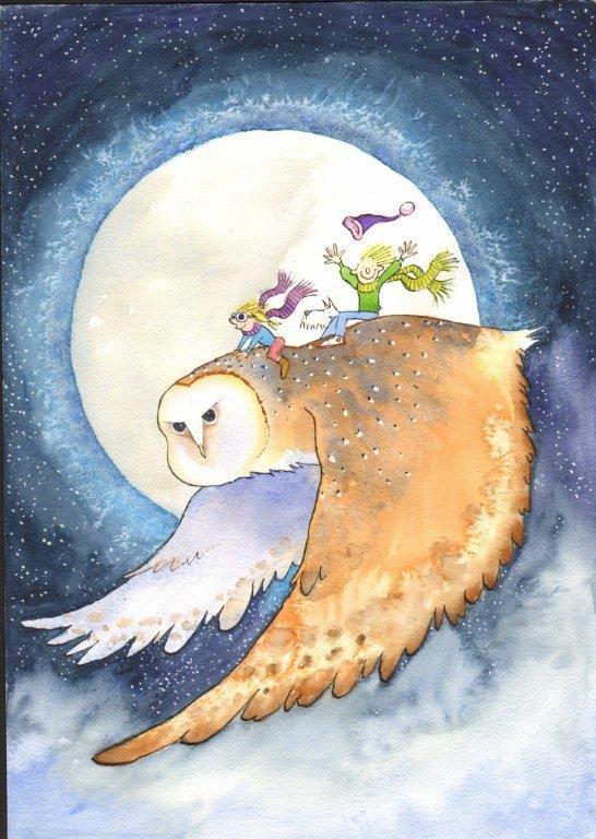 Barn Owl - Eric Heyman