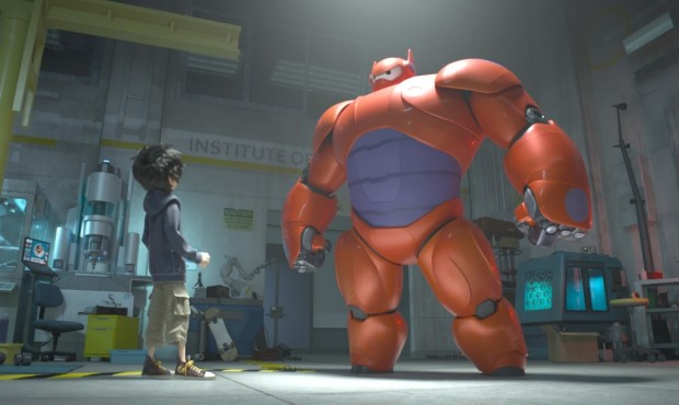 Disney's Big Hero 6 Animation - Get Caught Up in the Hype 2