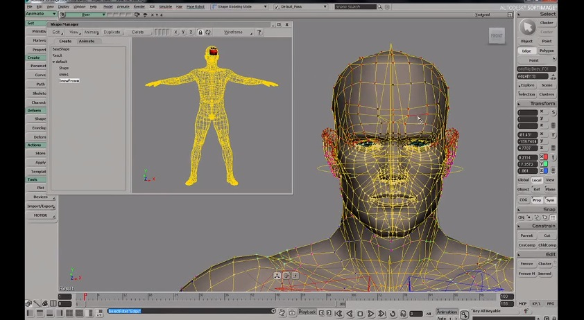 SoftImage - Interview with Animation Rigger Michor Lu