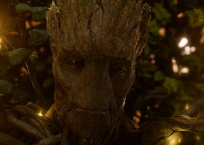 Groot Close up Guardians of the Galaxy VFX Visual Effects Breakdown