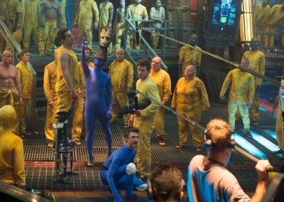 Groot and Rocket Behind the Scenes Guardians of the Galaxy VFX Visual Effects Breakdown