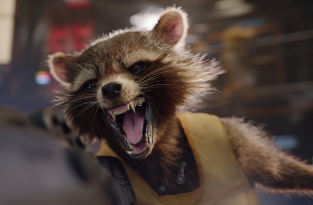 Guardians of the Galaxy VFX Visual Effects Breakdown Rocket Raccoon