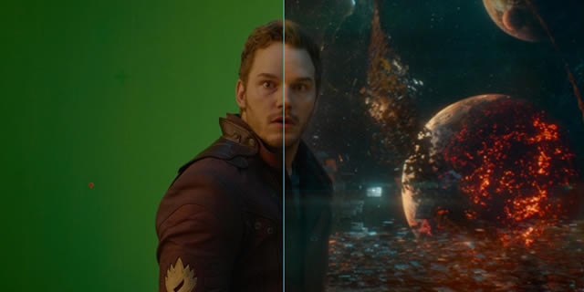 Guardians Of The Galaxy Vfx Visual Effects Breakdown