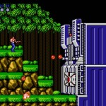 Examples of Early Game Designs Contra
