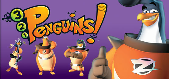 3-2-1 Penguins Keith Lango