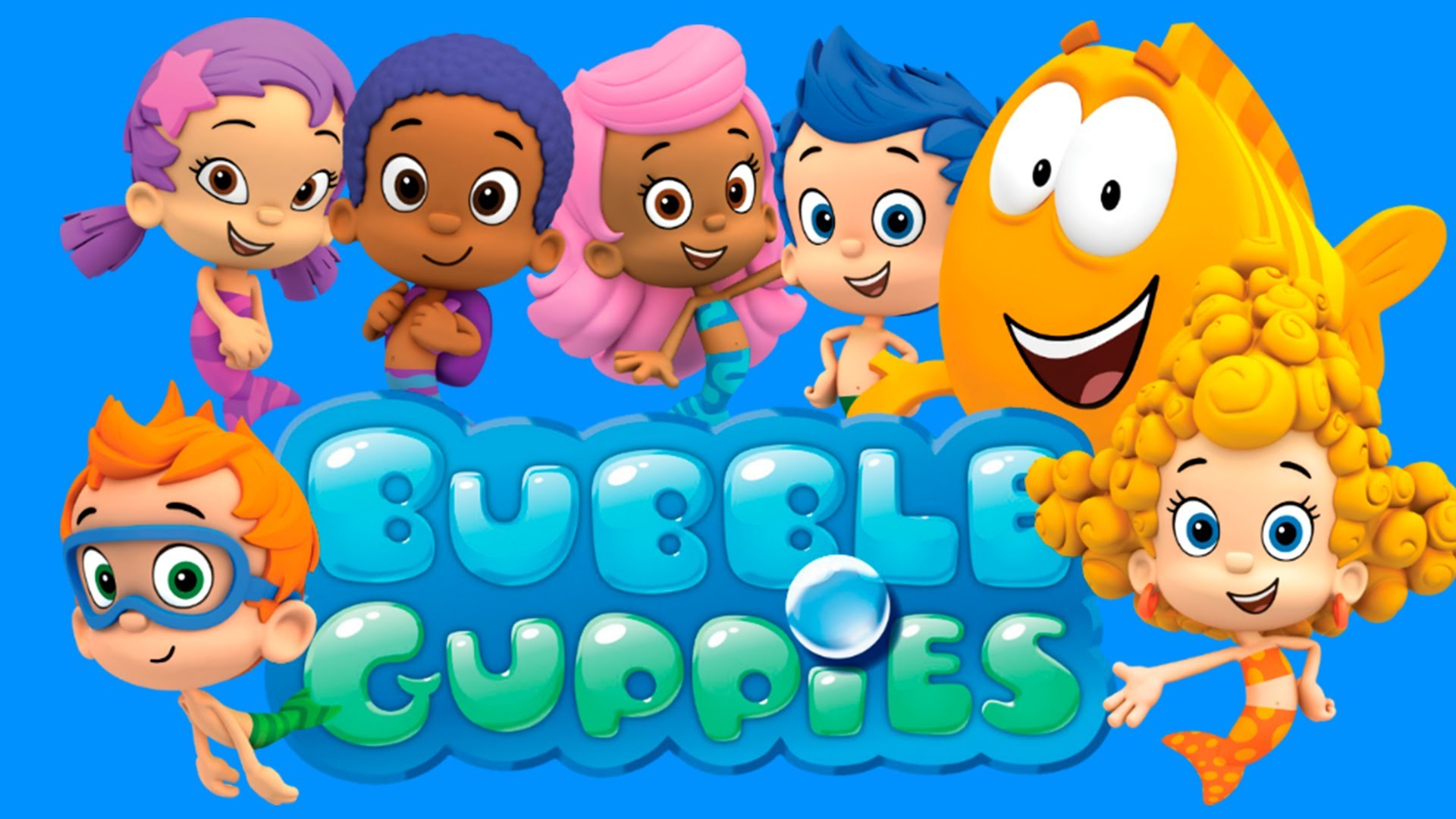 Bubble Guppies - Chris Fazio Animator