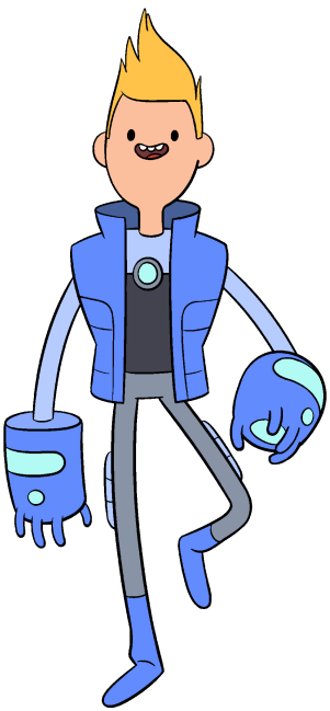 Chrish bravest warriors