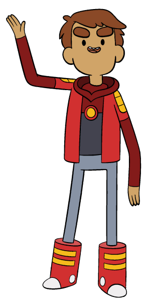 Danny bravest warriors