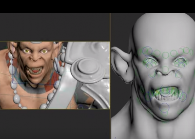 Facial Rig - RealtimeUK