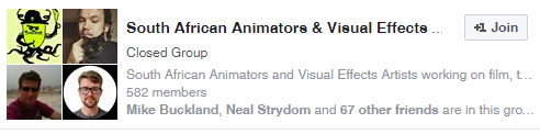 South African Animators and VFX